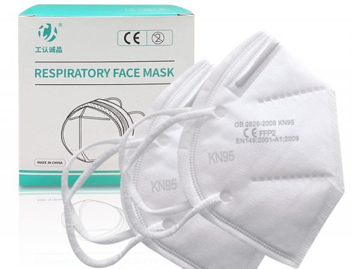 New 4ply Disposable N95 FFP 2 Face Masks KN95 Dust-proof Protective Mouth Mask CE FDA